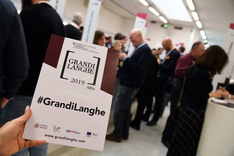 """40 hours"" of Grandi Langhe DOC and DOCG fourth edition - Grandi Langhe"
